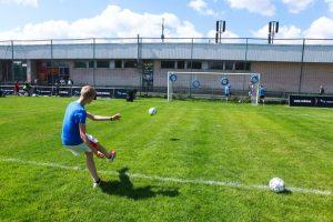 футбольный аттракцион Точный гол