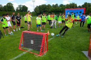 аттракцион футбольный силомер - Ворота