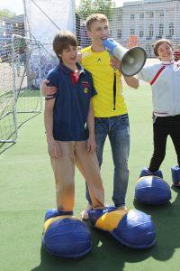 футбольный аттракцион - Ботобол