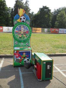 футбольный парк Принглс