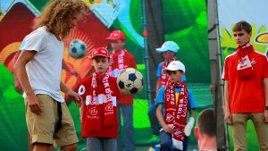 футбольное мероприятие - Футбол Киа