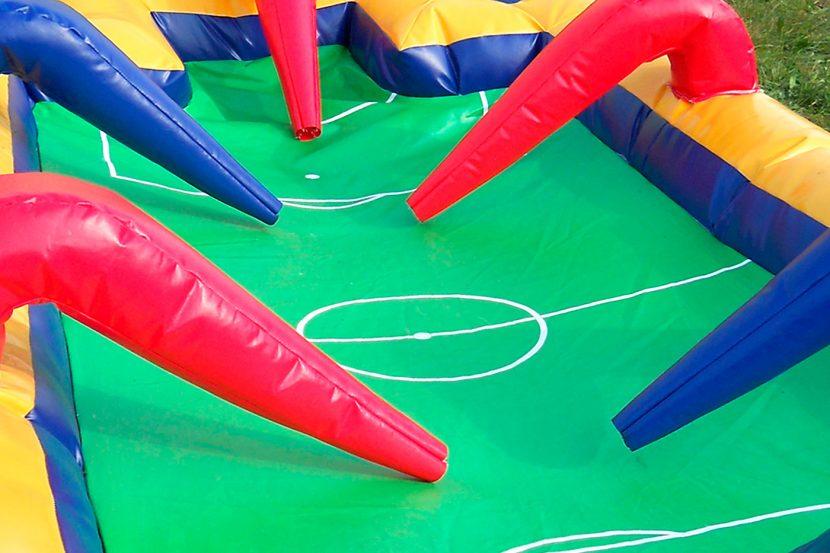 футбольный аттракцион Пневмофутбол