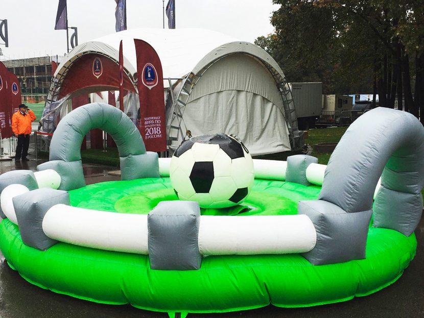 аттракцион Футбольный Мяч Родео - аренда и продажа