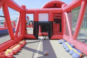 футбольный аттракцион Ботобол