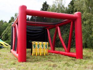 футбольный аттракцион Гигантская стенка