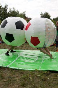 аттракцион Футбольное сумо - аренда, продажа