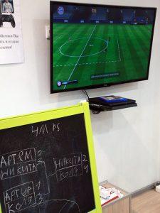 Интерактивный футбол - футбольный аттракцион
