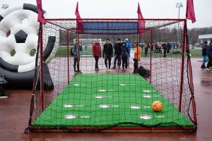 Призовой футбол - футбольный праздник в Лужниках