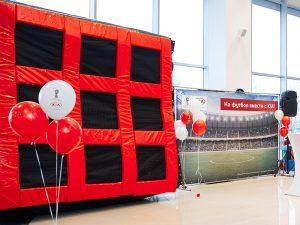 Футбольные крестики-нолики - footballfest - футбольные аттракционы
