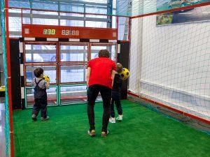Интерактивный точный гол - footballfest - футбольные аттракционы