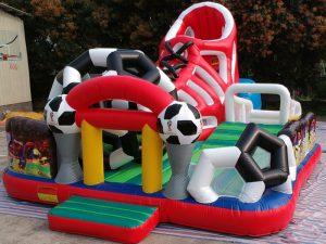 Игровой комплекс Футбольная бутса - футбольный аттракцион