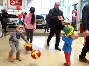 KIA: путь в большой футбол - footballfest аренда аттракционов