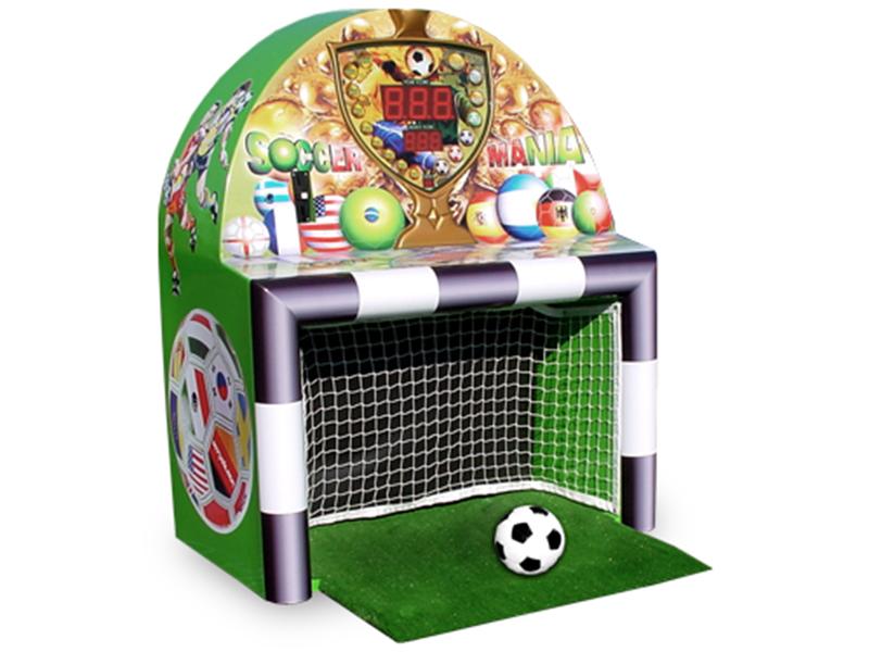 Силомер SOCCERMANIA - футбольные аттракционы Footballfest