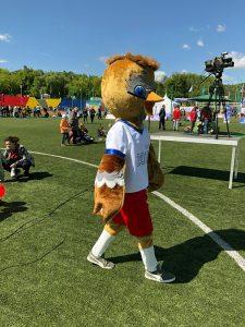 Город Чемпионов на Воробьевых горах - праздник организованный компанией FootballFest