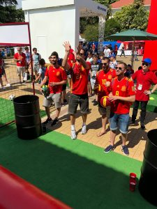 Организация фан-зон в период проведения ЧМ по футболу