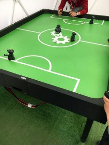 РоботоФутбол - футбольные аттракционы в аренду