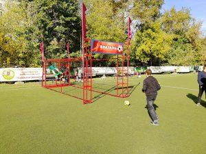 Фестиваль детского футбола
