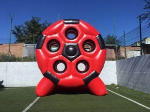 Гигантский футбольный тир Точный Гол