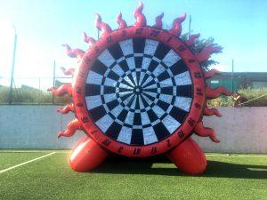 Гигантский футбольный дартс Звезда Футбола